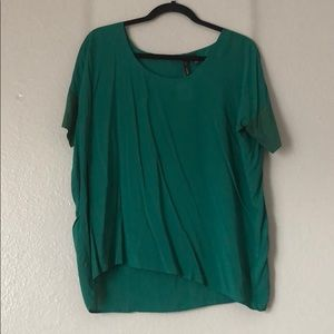NWT MNG Suit Green Top
